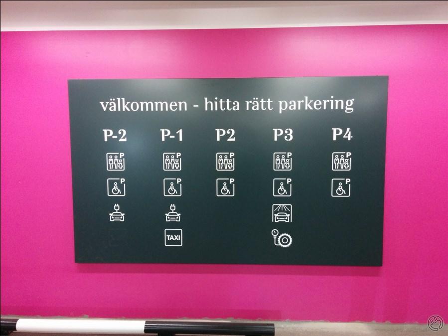 Mall Of Scandinavia Laddplats